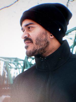 Shyam (DJ Blue) Lalani